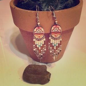 Southwestern/Boho Style Earrings